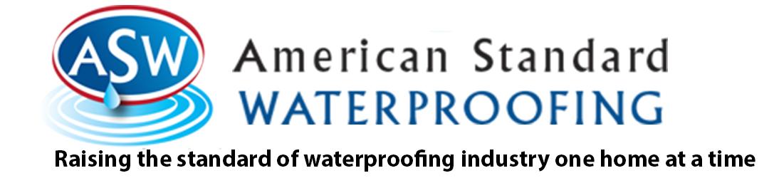 American Standard Waterproofing - Basement Waterproofing, Sump Pumps, Backup Pumps, Basement Crack Repairs