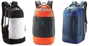 Image of 3 Speck laptop backpacks