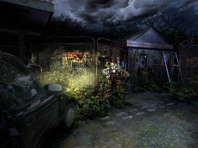Image of Barrow Hill: The Dark Patch screen shot 1
