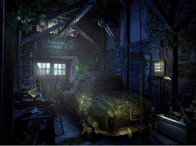 Image of Barrow Hill: The Dark Patch screen shot 2