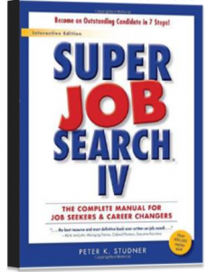 "Image of book titled ""Super Job Search IV"""