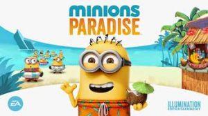 Image of Minions Paradise logo
