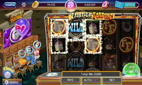 POP! Slots screen shot 3