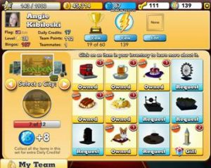Image of Bingo Blitz screen shot 3