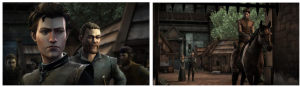 Image of Game of Thrones: A Telltale Games Series screen shots 1