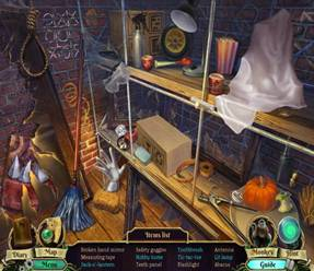 Image of Dark Arcana: The Carnival screen shot 3