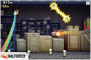 Image of Jetpack Joyride screen shot 2