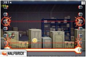 Image of Jetpack Joyride screen shot 3