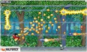 Image of Jetpack Joyride screen shot 4