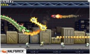 Image of Jetpack Joyride screen shot 5