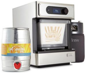 Image of PicoBrew micro-brewing device