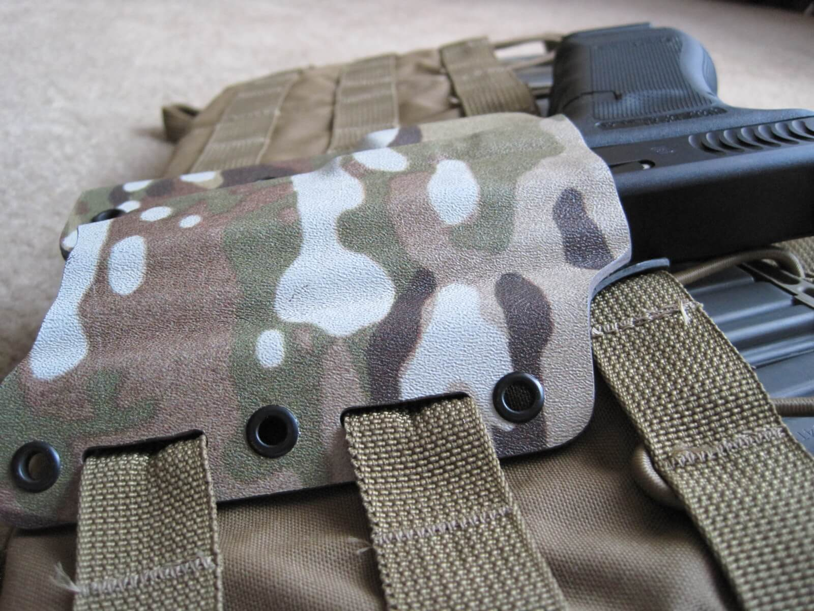 Kinetic Concepts Tactical (KCT) MOLLE-Link